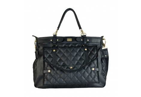 Sac à langer Lady chic Black Magic stroller bag