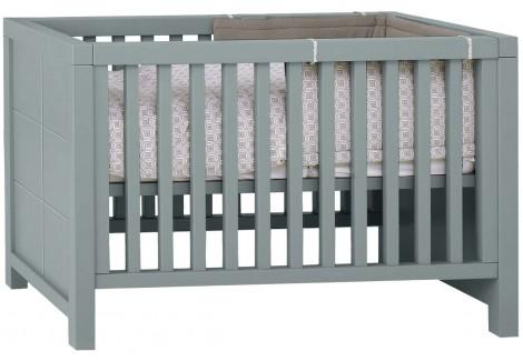 Quax - Lit bébé Quarré 60x120cm lightshadow