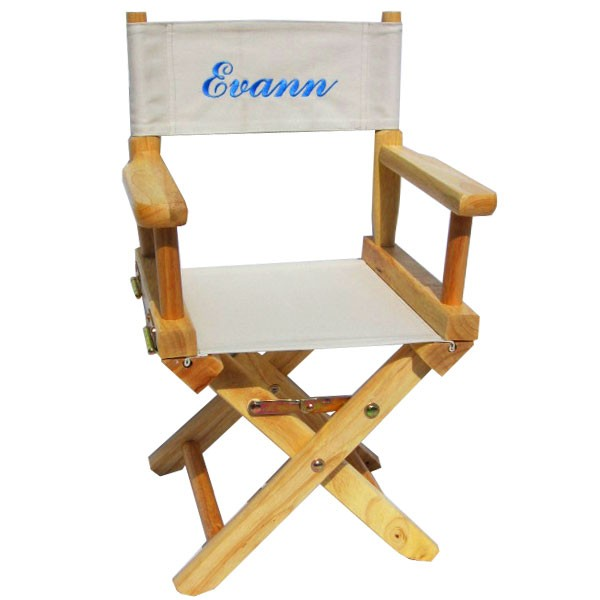 Chaise cinema enfant table de lit for Chaise de realisateur