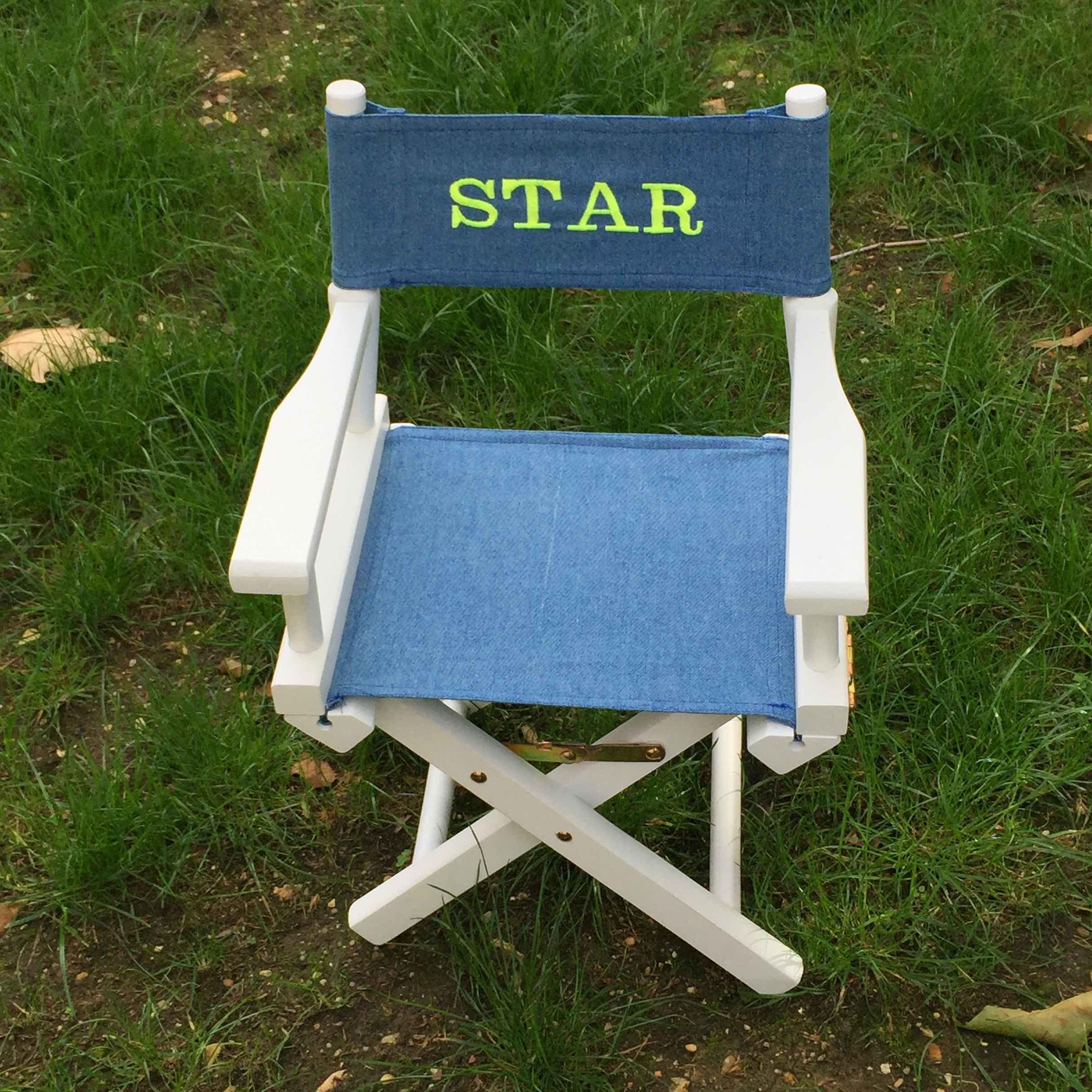 fauteuil metteur en scène