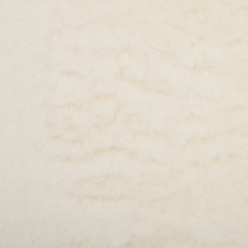 Tapis pilepoil en fausse fourrure forme papillon tapis - Tapis fausse fourrure blanc ...