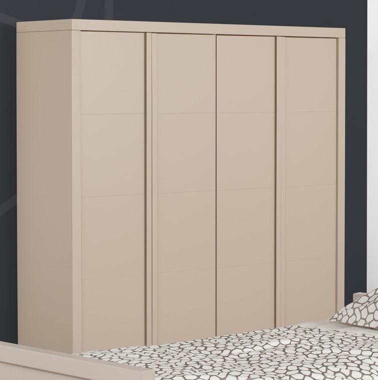 Armoire Quarré 4 portes - Quax - Marques