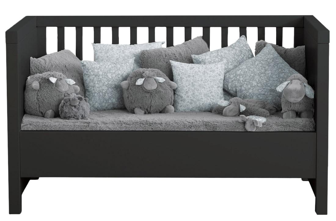lit volutif quarr. Black Bedroom Furniture Sets. Home Design Ideas