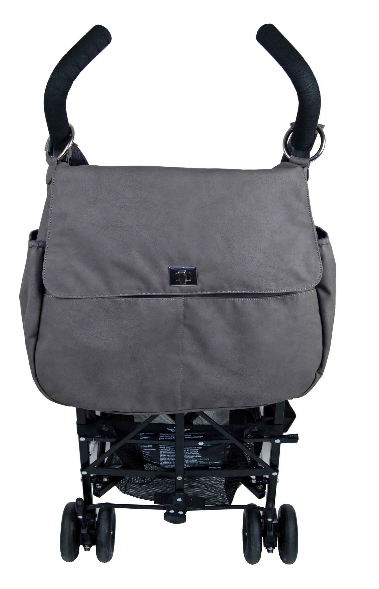 magic stroller bag sac langer diapy bag little b b s pu riculture. Black Bedroom Furniture Sets. Home Design Ideas