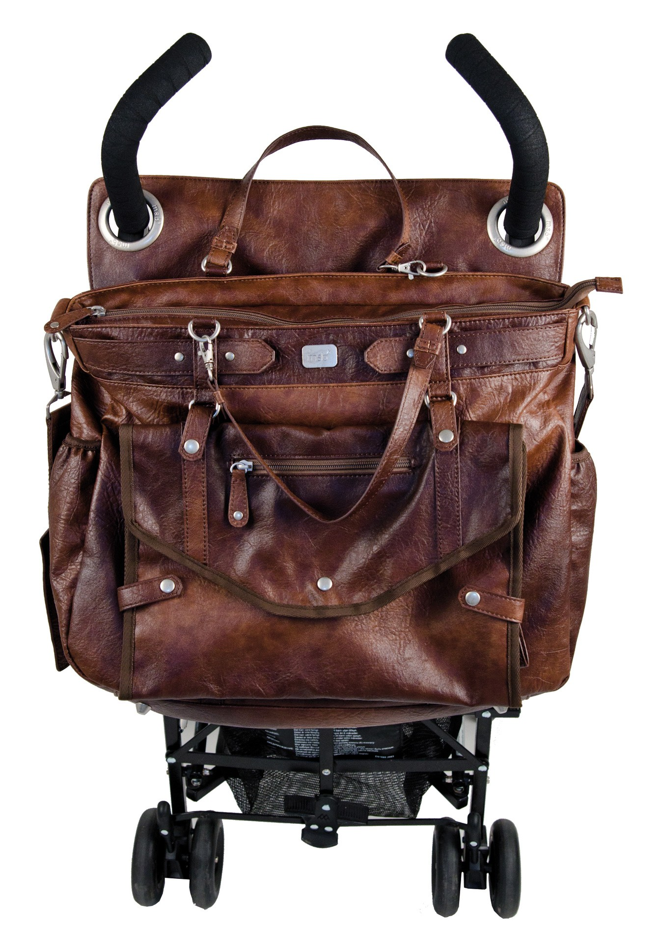 Lady Little Magic à Sac Stroller Bag langer Brown HB7O6H