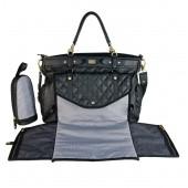 Sac à langer Lady chic Black Magic stroller bag - accessoires