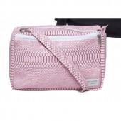 sac à langer babylange croco rose