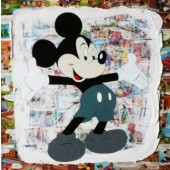 Tableau Mickey collage