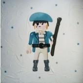 Tableau Playmobil Pirate