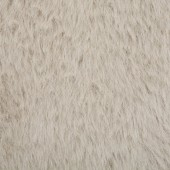 Tapis Pilepoil carré 140x140cm Amiante
