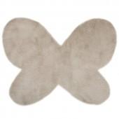 Tapis Pilepoil papillon Amiante