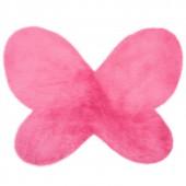 Tapis Pilepoil papillon Véga