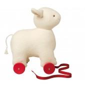 Mouton A Roulettes 32 cm