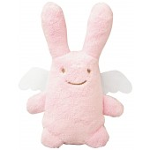 Ange Lapin Musical Trousselier Rose 24cm